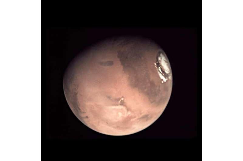Mars Webcam goes pro