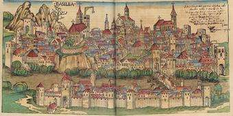 Medieval cities not so different from modern European cities, according to study