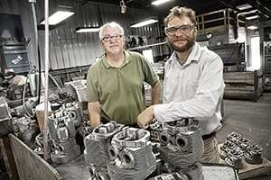 Metals smart enough to save gas