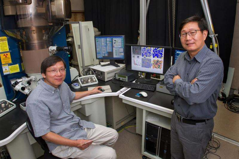 Method enables material to carry more electrical current without resistance at a higher temperature