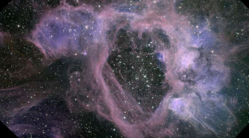 Microscopic 'clocks' time distance to source of galactic cosmic rays