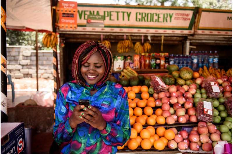 Mobile money access lifted 2 percent of Kenyan households out of poverty, finds new study