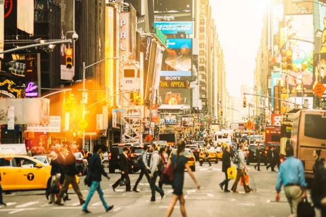 Mobile-phone data helps researchers study human exposure to urban pollution