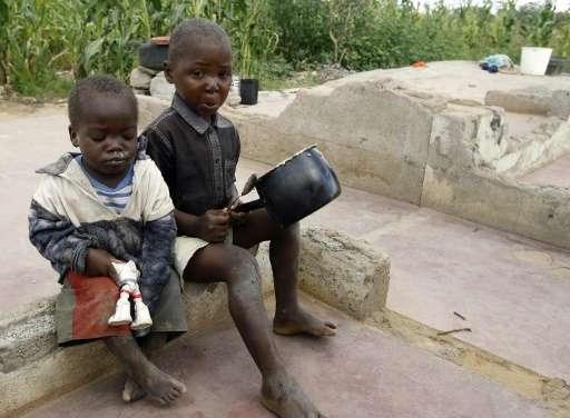 More than 2.44 million people are facing hunger in Zimbabwe