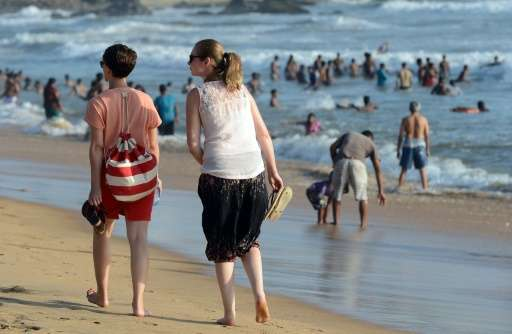 More than two million visitors now head to Sri Lanka every year, more than four times the number that came in 2009