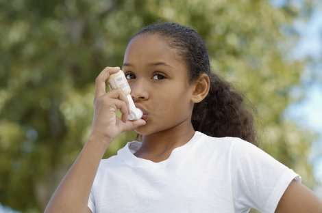 Most asthma research may not apply to African-American children