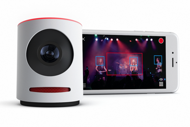 Movi camera and companion app impart cinema vibes