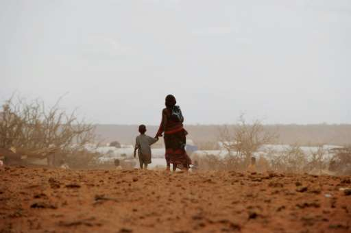 Mozambique, with 1.5 million people reeling from the drought, is one of the worst-hit countries, along with Zimbabwe, Malawi, Le