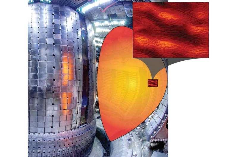 Multi-scale simulations solve a plasma turbulence mystery