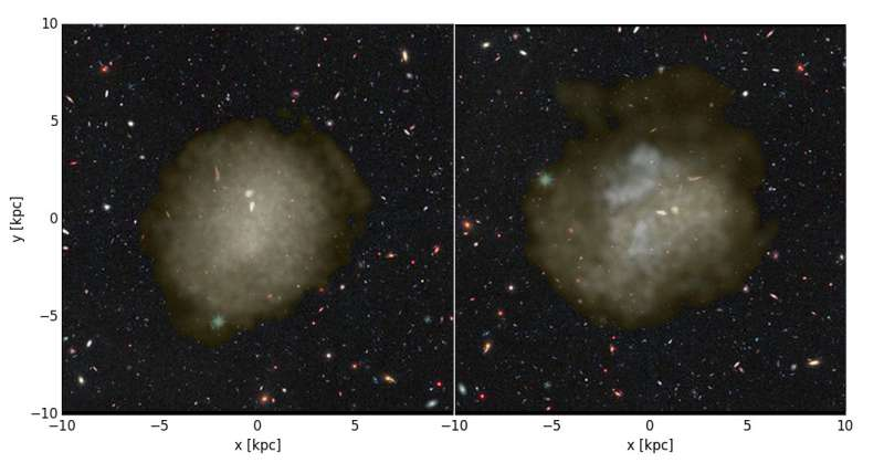 Mystery of ultra-diffuse faint galaxies solved