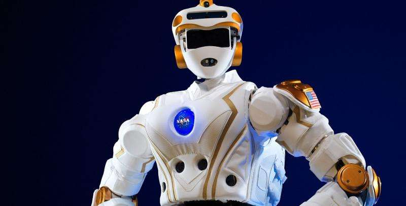 NASA counting on humanoid robots in deep space exploration