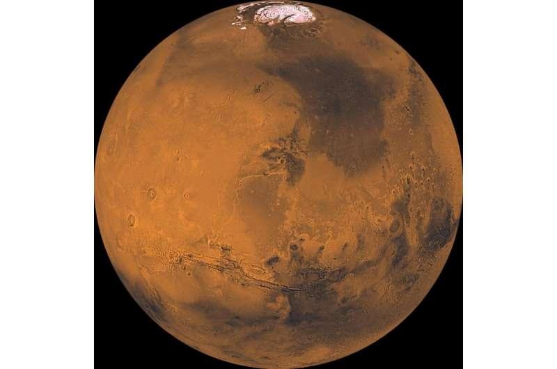 NASA seeks industry ideas for an advanced Mars satellite