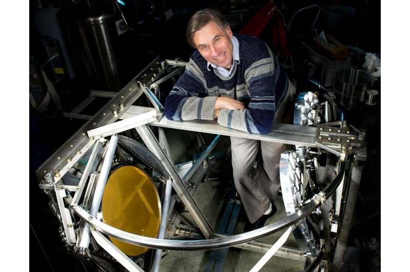 NASA team set to fly balloon mission seeking evidence of cosmological inflation