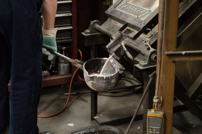 New alloy promises to boost rare earth production while improving engine efficiency