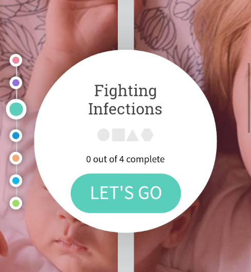 New app advises and reminds pregnant women about vaccinations