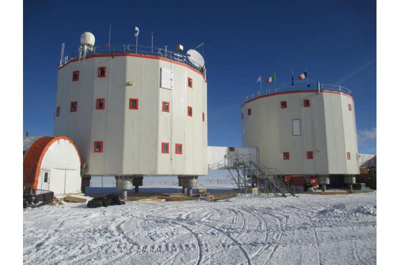 New arrivals at remotest base on Earth – will you be next?
