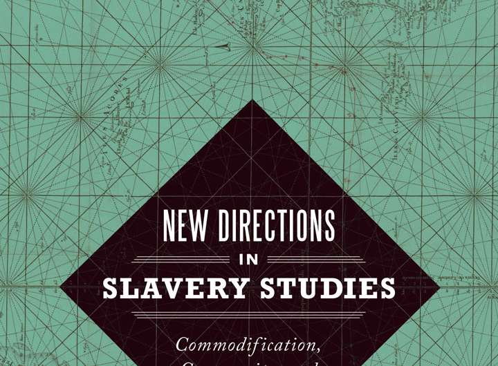 New book co-edited by UAH history professor expands, advances field of slave studies