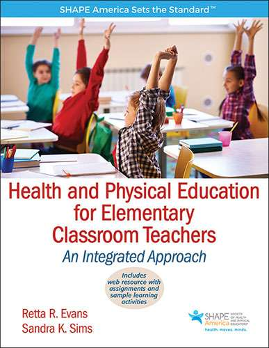 New book offers integrated approach to teaching health and physical education in elementary schools