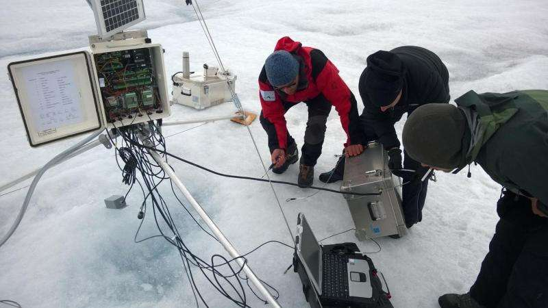 New cause of exceptional Greenland melt revealed