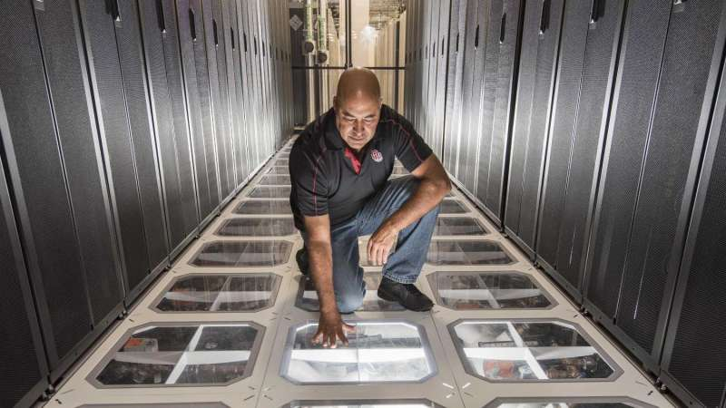 New cooling method for supercomputers to save millions of gallons of water