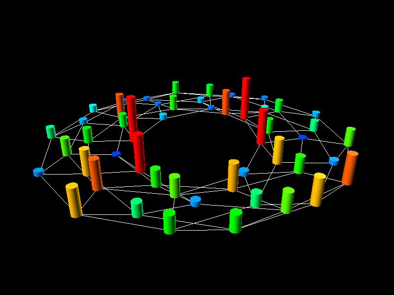 New design of primitive quantum computer finds application