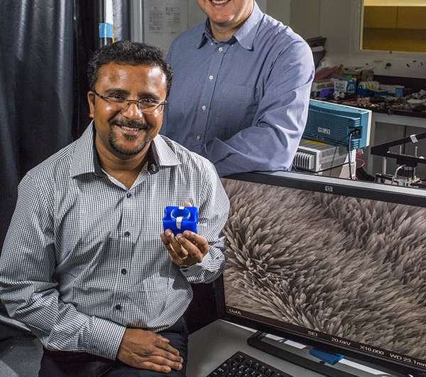 New device makes friction count