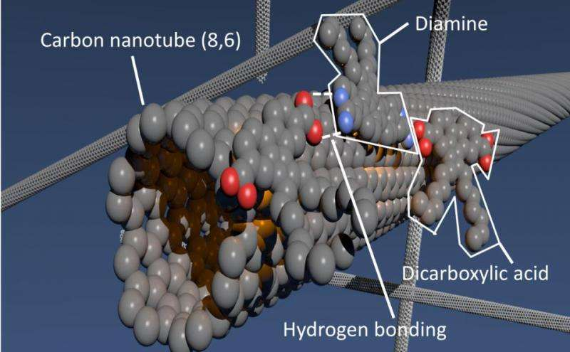 New process enables easier isolation of carbon nanotubes