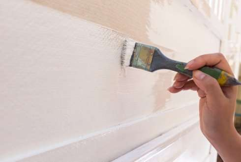 New water soluble polymer for water resistant coatings