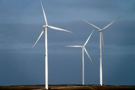 No country is shifting from dirty to clean energy fast enough to hold global warming below two degrees Celsius