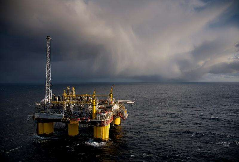 Norwegian company to separate oil and gas on the seabed