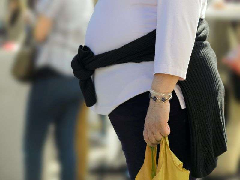 Obese women have greater adipose stores of vitamin D