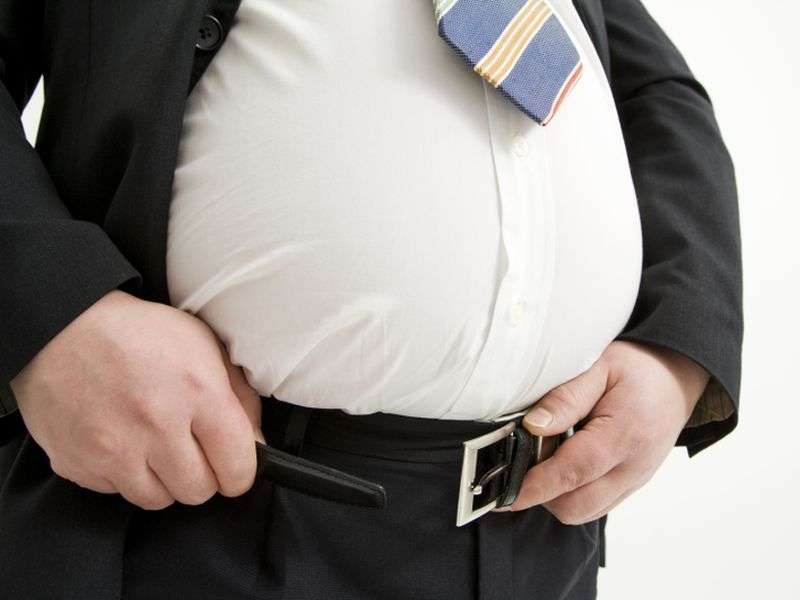 Obesity ups risk for secondary primary cancers in men