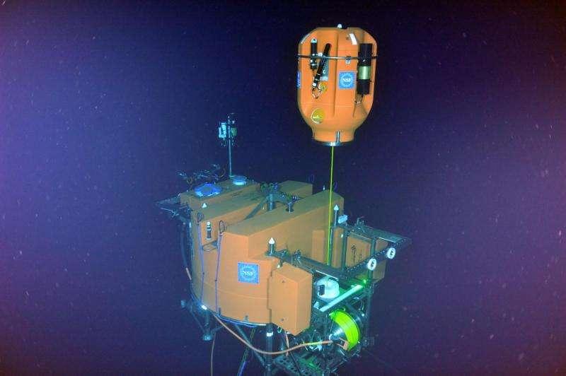 Ocean Observatories Initiative data now live