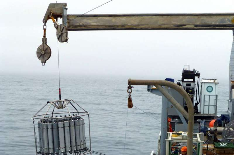Oceanographers grow, sequence genome of ocean microbe important to climate change