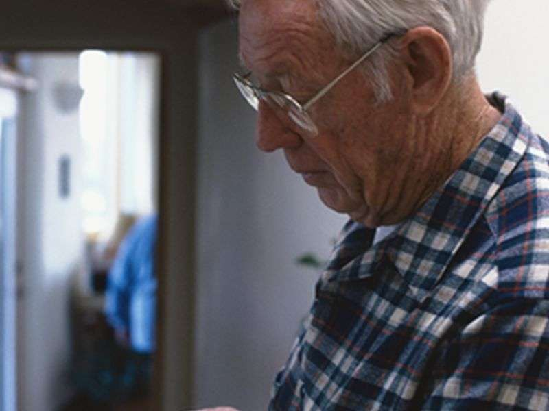 One in four older adults report breathlessness