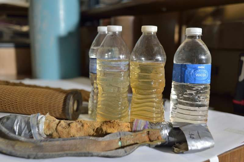 Ongoing monitoring of Legionella in Flint in the wake of the drinking water crisis