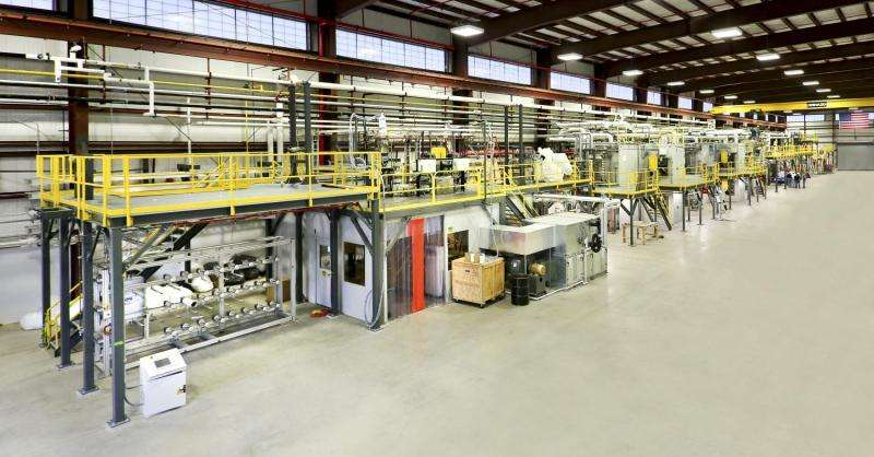 ORNL seeking US manufacturers to license low-cost carbon fiber process