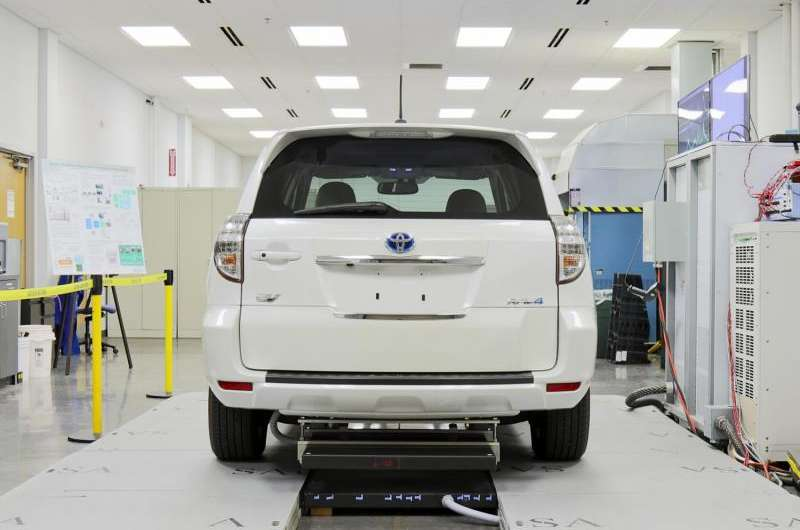 ORNL surges forward with 20-kilowatt wireless charging for vehicles
