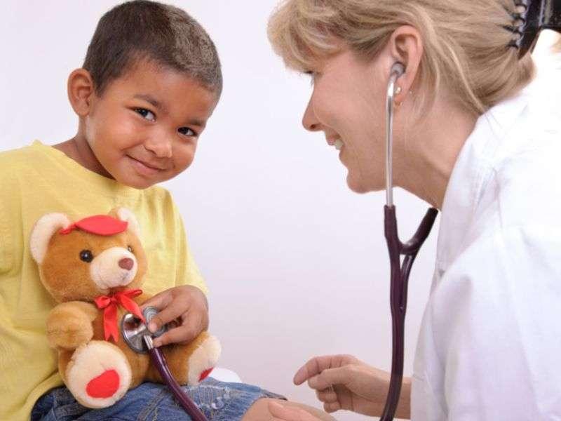 Pediatric nasopharyngeal CA has different patient demographic