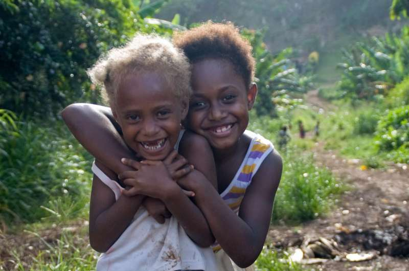 People from Melanesia may carry genetic evidence of a previously unknown extinct hominid species