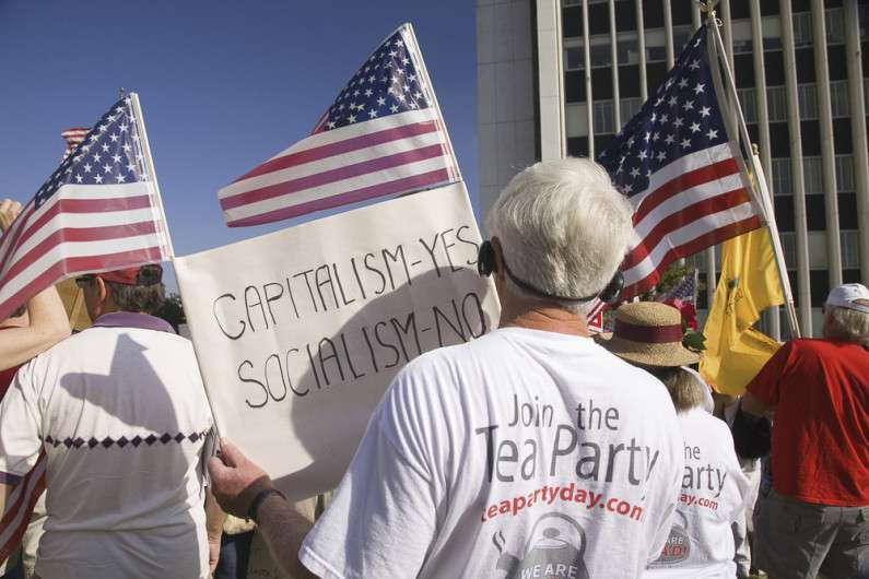 Perceived threats to racial status drive white Americans' support for the Tea Party, scholar says