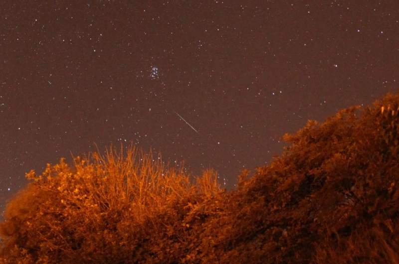 Perseid meteors could see 'surge in activity' on Aug. 11-12