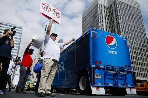Philadelphia could become 1st major US city with soda tax