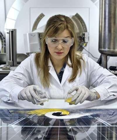 Photovoltaics? On perovskites produced by mechanochemistry!