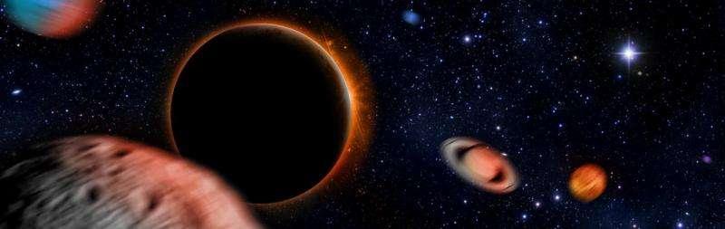 Planet Nine could spell doom for solar system