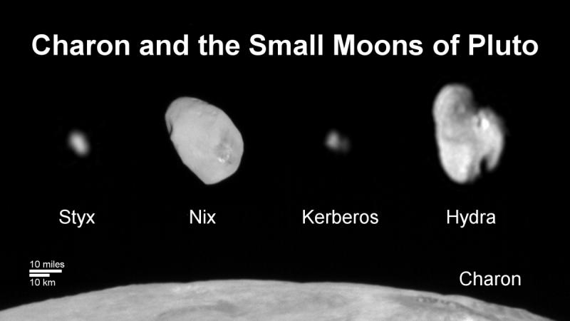 Pluto reveals more secrets