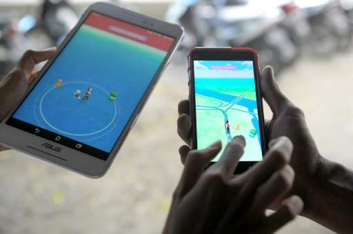 Pokemon Go gaming app has sparked a global frenzy since its launch in July 2016 as users hunt for virtual cartoon characters ove