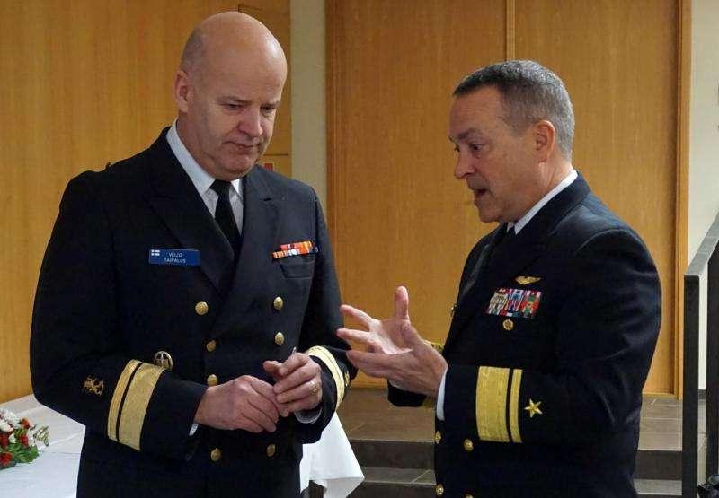 Polar priorities: Senior defense officials discuss Arctic, Antarctic science and research
