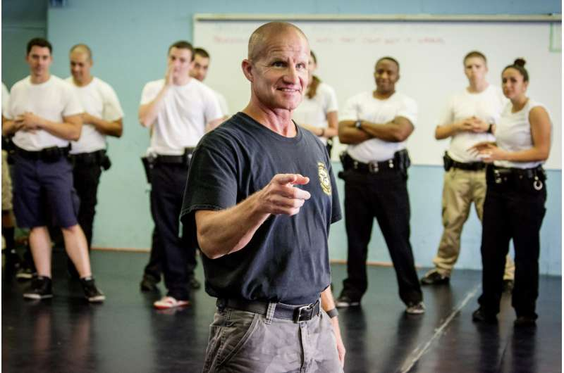 Police Training Institute challenges police recruits' racial biases