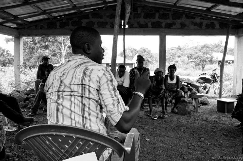 Post-conflict reconciliation led to societal healing, but worsened psychological health